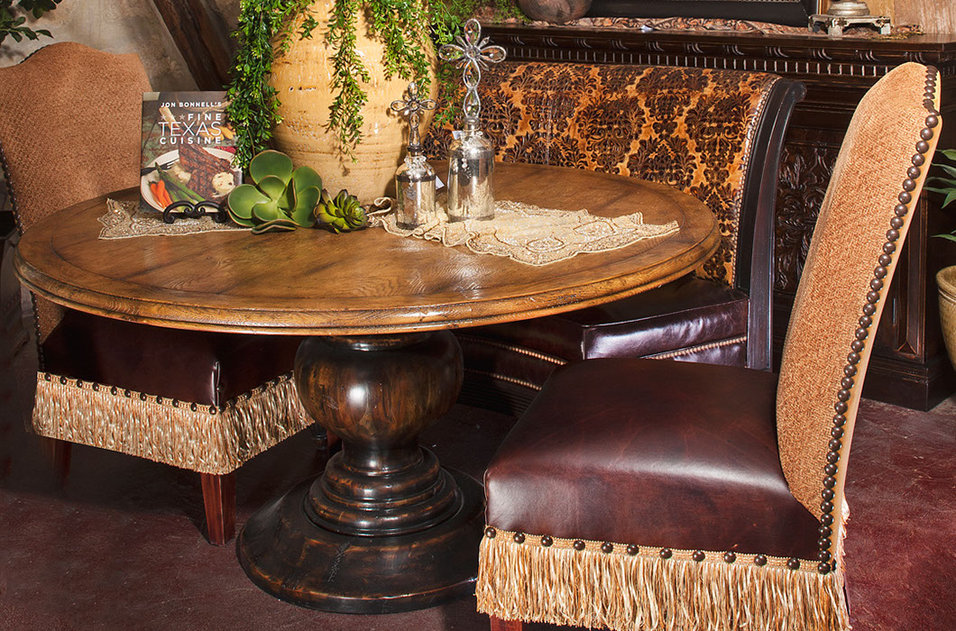 Customcrafted oneofakind Dining Room FurnitureAccessories