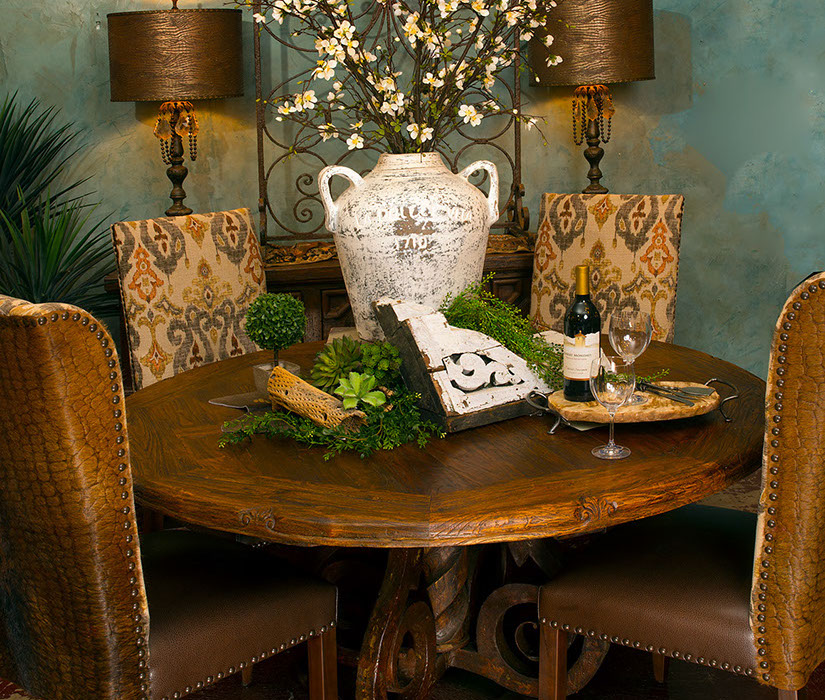 unique dining room furniture u0026 accessories by calamity janeu0027s trading co in boerne tx